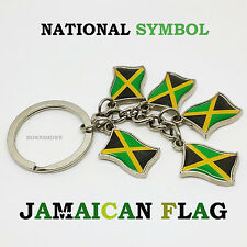 JAMAICAN FLAG JAMAICA FLAG KEYRING SPECIAL OFFER FREE DELIVERY
