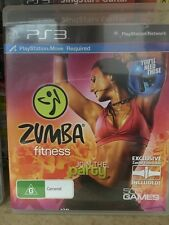 zumba fitness joint the party PS3