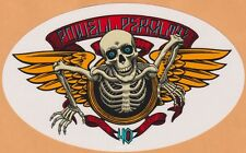 Special Powell Peralta 40th Anniversary Skateboard Sticker  Limited Edition!
