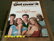 Get Over It (kirsten Dunst) A2 Movie Poster
