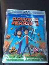 Cloudy with a Chance of Meatballs BluRay 3D