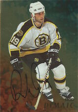 (HCW) 1998-99 Be A Player Gold ROB DIMAIO Auto Autographs Pinnacle 00381