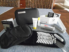 TURKISH AIRLINES Business Class PORSCHE DESIGN Amenity Kit Trousse Kulturbeutel