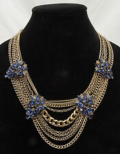 Stunning New Eva Mendes Statement Necklace From New York & Company #EVA1