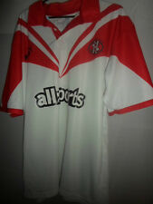 St Helens 2003 Home Super League Rugby Shirt adult large (31689)