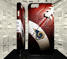 Coque rigide pour iPhone 6 6S Saint Louis Rams NFL Team 03
