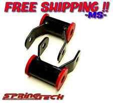 "ST 1988-1998 Chevrolet GMC C1500 1.5"" Shackle Shackles Leveling Lift Kit"
