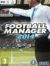 Football Manager 2014 (PC) Game Simulation Fast Post SEGA