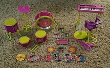 Vintage 1980's Barbie & The Rockers LIVE CONCERT PLAYSET Drums - Replacement