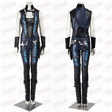 Guardians of the Galaxy Gamora Cosplay Costume Halloween Costume Full Set