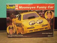 Revell Mooneyes Funny Car 1:25 Scale Sealed in Original Plastic