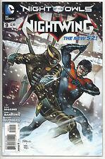 NIGHTWING (NEW 52)  #9   NM