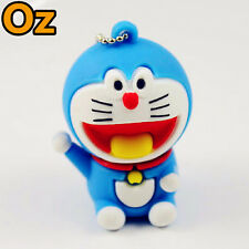 Doraemon USB Stick, 32GB Quality 3D USB Flash Drives WeirdLand