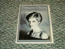 PRINCESS DIANA: Her Life in Words and Pictures Magazine EDITORS OF TV GUIDE 1997