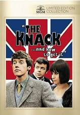 The Knack... And How To Get It (MOD) (DVD MOVIE)  BRAND NEW
