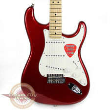 Fender American Special Stratocaster Candy Apple Red Texas Special Strat w/ Case