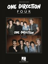 One Direction Four Sheet Music Piano Vocal Guitar SongBook NEW 000142466