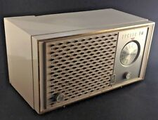 Zenith FM H722 Tube Radio Vintage Works & Tested 35 Watts Made In USA Original