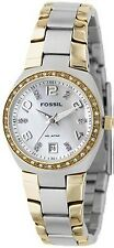 Fossil Women's Serena AM4183 Silver Stainless-Steel Analog Quartz Watch