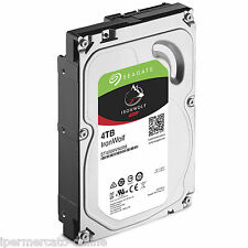 ST4000VN008 HARD DISK HD SEAGATE 4TB IRONWOLF NAS 5900RPM SATA3 64MB