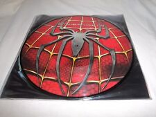 s/t SPIDERMAN 3-LIMITED EDITION PICTURE DISCS (2 DISCS-SET 2 OF 4) NEW SEALED LP
