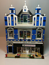 LEGO CUSTOM MODULAR BUILDING - T-MOBILE SHOP  @LOOK@ 10182 10185 10197