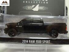 Greenlight 2014 Dodge Ram 1500 Sport Black Bandit R11 New in Clamshell 1:64