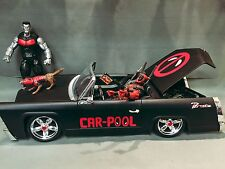 Deadpool Marvel Legends Universe Custom Pimp My Ride Dog Pool AWESOME !!!!