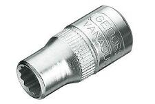 Gedore 6227020 - 3/8 AF Conector 0.6cm bihexagonal perfil UD