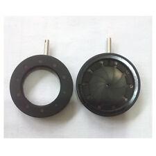 Ajustable Iris Diafragma de diafragma 1-16mm 10 Blades Microscopio Adaptador de cámara