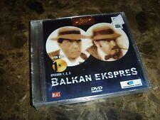 Balkan Ekspres 2 – TV serija (Balkan Express 2 TV Series) (DVD X 3 1989)