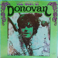 LP Donovan ‎– The Best Of Donovan,Vinyl VG++,cleaned,Hickory Records,USA 1969