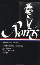 Norris: Novels and Essays (Library of America)-ExLibrary