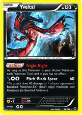 Pokemon XY BREAKthrough Yveltal 94/162 Holo Rare Card