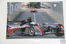 Sam Bird (racing driver) 20x30cm Foto signed Autogramm / Autograph in Person