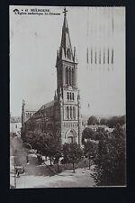 Carte postale ancienne CPA MULHOUSE - L'Eglise Catholique St Etienne