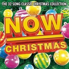 NOW Christmas by Various Artists (CD, Oct-2013, 2 Discs, Universal) NEW