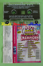 MC 90'S HIT PARADE DANCE CHAMPIONS compilation 1998 CAPPELLA MOLELLA GALA no cd