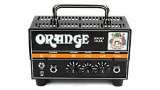 Orange Micro Dark 20W Valve / Solid State Hybrid Guitar Amplifier Head - New!
