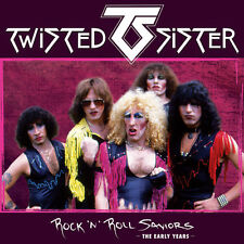 Rock 'N' Roll Saviors - The Early Years - Twisted Sis (2016, CD NIEUW)3 DISC SET