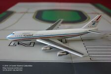 Dragon Wings United Airlines Boeing 747-122 Friendship Diecast Model 1:400