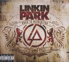 "Linkin Park ""Road to rivoluzione Live at..."" CD + DVD NUOVO"