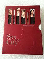 sex and the city intégrale saison 5 coffret 2 DVD 8 épisodes