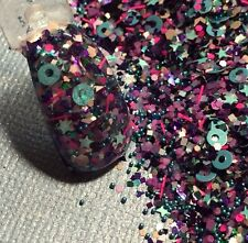 Glitter Mix Acrylic Gel Nail Art Crafts  FLAVOR Limited Edition