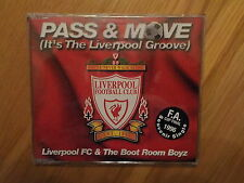 LIVERPOOL FC FA CUP FINAL 1996 SINGLE PASS AND MOVE CD
