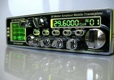 Stryker SR-955HPC 10 Meter Amateur Ham Mobile Radio AM FM SSB 7 Color 80+ Watts