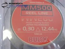 MONOFILO BULOX MM500 REEL LINE 500mt 0,33mm 12,44kg - FIL52