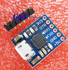 MICRO USB to UART TTL Module 6Pin Serial Converter STC NEW CP2102 M109