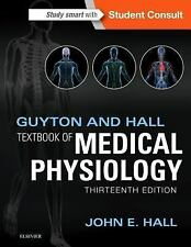Guyton and Hall Textbook of Medical Physiology by John E. PH.D. Hall Hardcover B