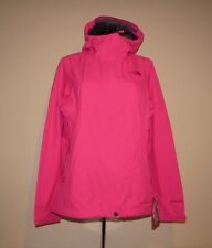 North Face Womens MEDIUM Dryzzle Jacket - Glo Pink - NWT $199